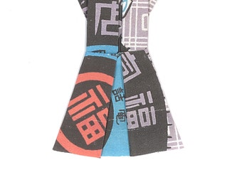 Origami Paper Dress Japanese advertising