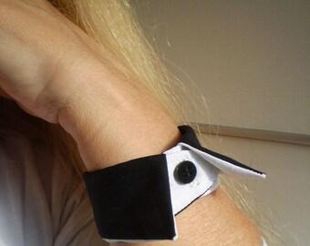 Sewn bracelets origami bracelets