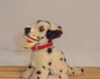 """VIntage STEIFF """"Dally"""" Dalmatian Puppy"""