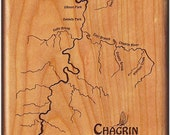 CHAGRIN RIVER MAP - Fly F...