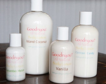 Goodnyou? All Natural Body Lotion