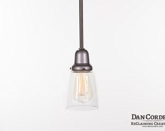 Pendant Light Fixture - Edison Bulb