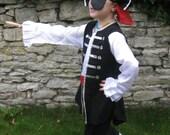 Boys pirate costume - fairylove