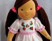 Waldorf doll 15-16 inches - Irisha 2 - Order a birthday gift