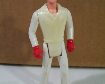 Nylint Race Car Driver Action Figure, Vintage Toy, 1970's, Hong Kong
