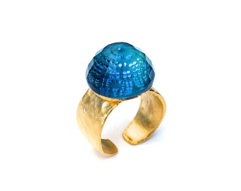 Sapphire Ring Pop