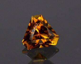 Pretty Sunset Tourmaline Gemstone From Tanzania 1.85 cts