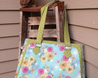 Custom Order Park Avenue Overnight Bag / Diaper Bag