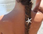 Knobby Starfish Bobby Pins, Mermaid Costume Accessories, Beach Weddings