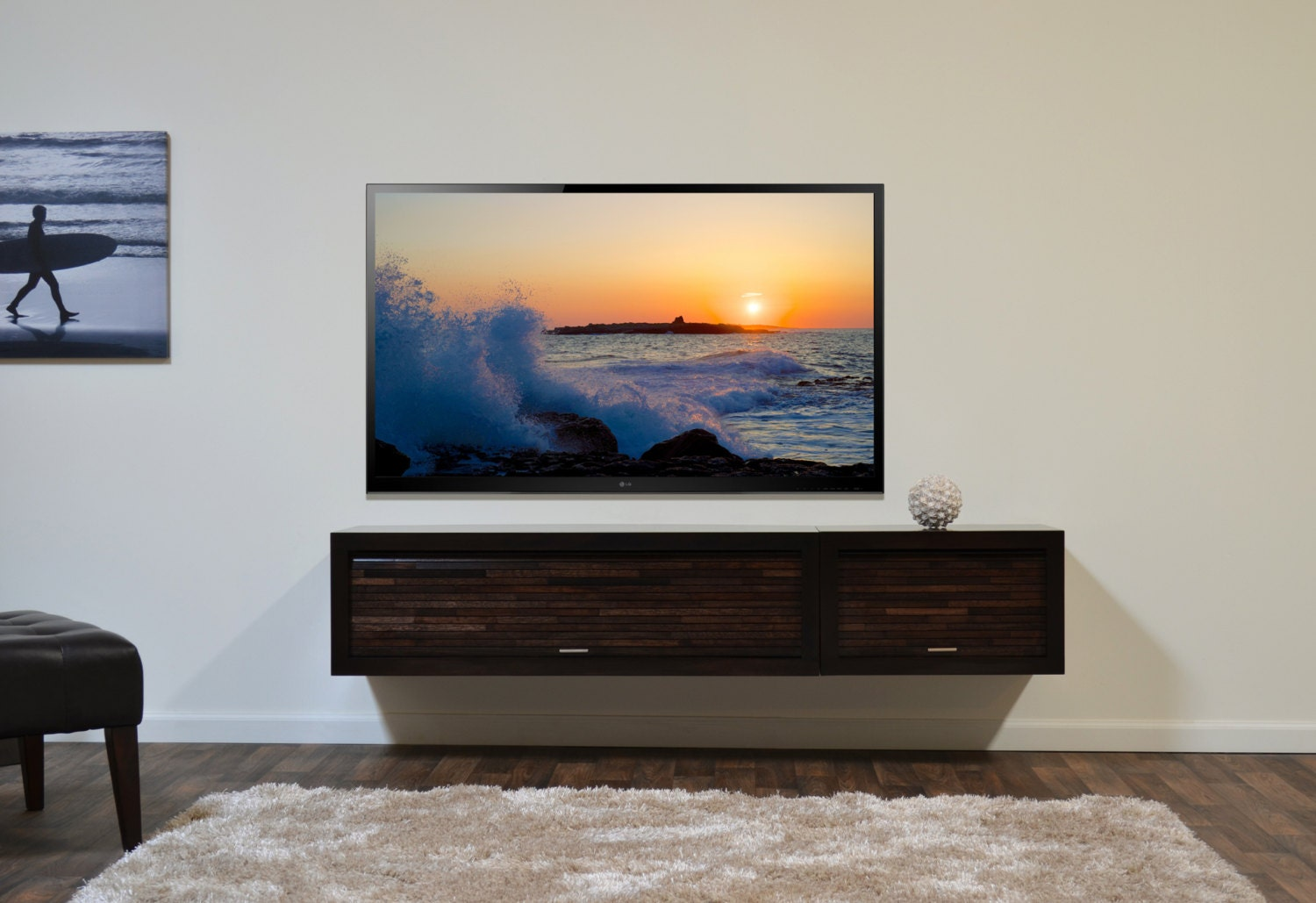 Top 10 TV Stands P1 besides Zuo Fissure Console Coffee Table also Magnussen Sofa Table Furniture additionally 181761096476 moreover popscreen. on floating media console 2