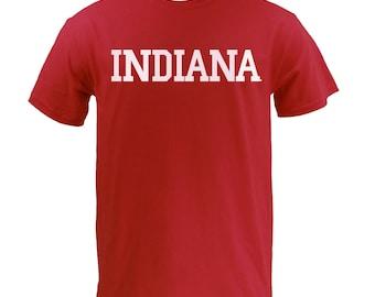 Indiana Hoosiers Basic Block T-Shirt