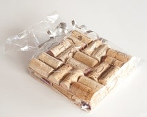 Wine Cork Trivets Set of 2 Wine Cork Crafts, Hot Pad, Trivet, Wine Gift, Wine Cork Coaster