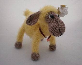 Funny Lambs. (Sheep, Woolly, Yeanling) ToyMagic Crochet Pattern PDF Instant Download Amigurumi