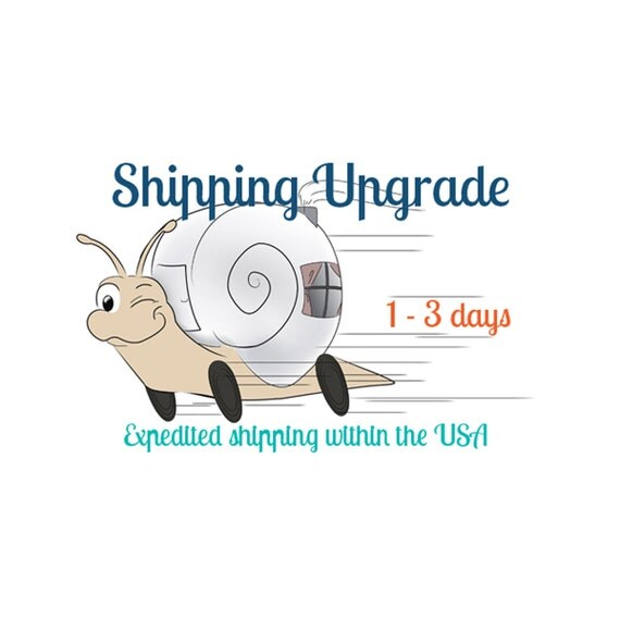 Expedited Shipping Upgrade for US Customers Only by LazyLambert