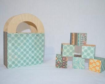 Vintage Style Blocks