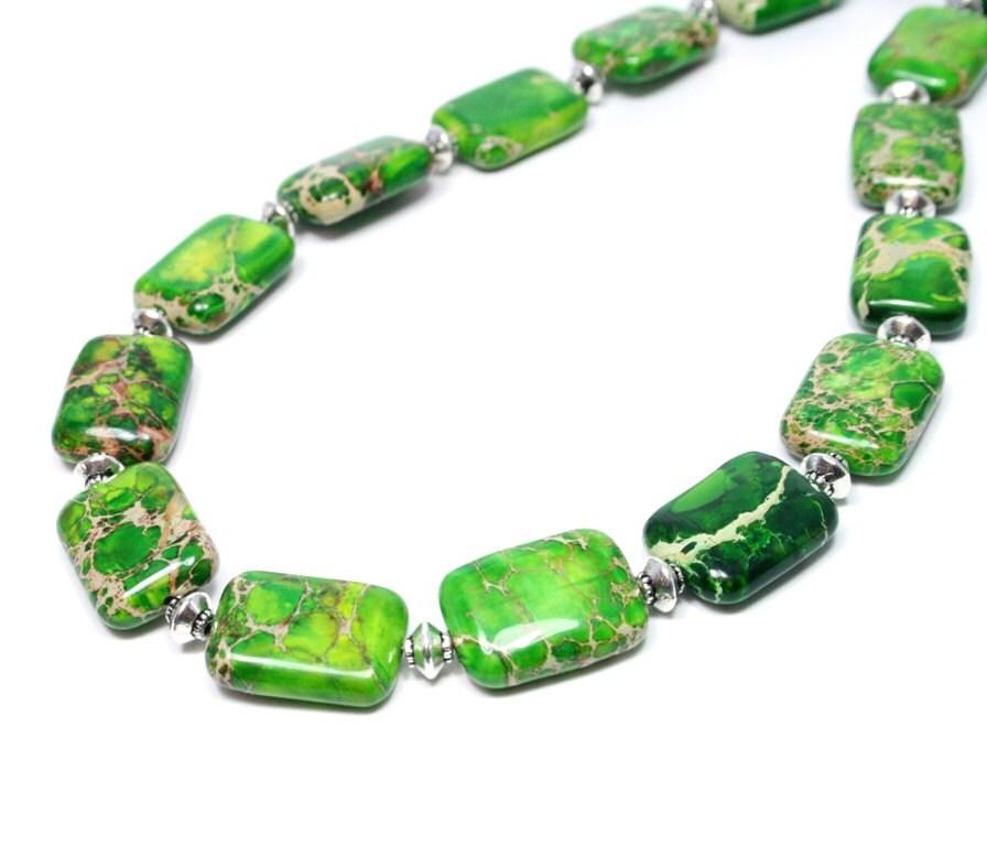 20% OFF Green Jasper Gemstone  |Green Jasper Jewelry