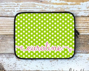 Personalized iPad Sleeve