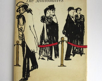 The Millionaires by Bob Gill - Alastair Reid Ilustrated Book