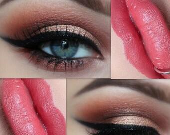 PARADISE FOUND- Get This Look- Natural, Vegan Friendly Makeup