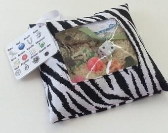I Spy Bag - Zebra