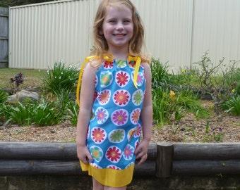 Girls Summer Dress Size 4 & 5 only