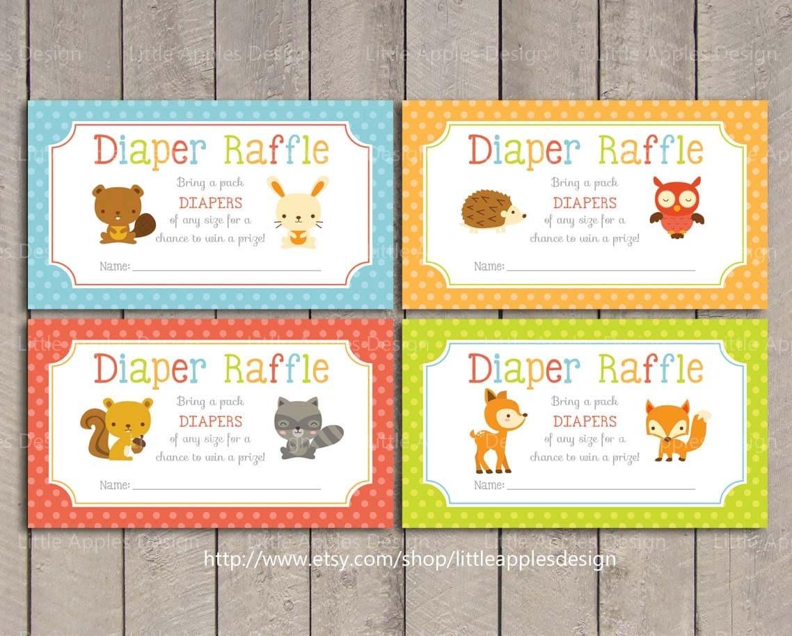baby shower diaper raffle tickets woodlands baby shower