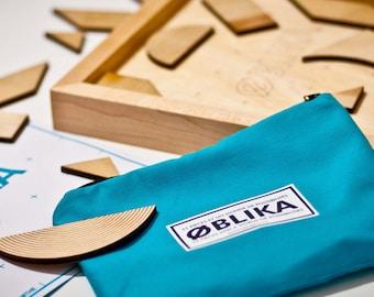 OBLIKA  Wooden Puzzle