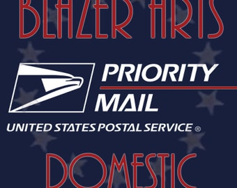 Shipping Upgrade to USPS Priority Mail on Your Order from Sprouts by Blazer Arts