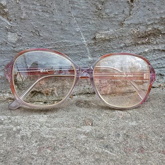 vintage beautiful reading glasses oversized