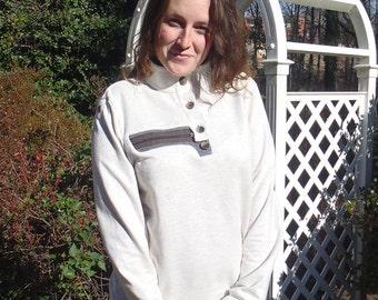 Specialty Sweater for Chemotherapy Patients from One Day Apparel