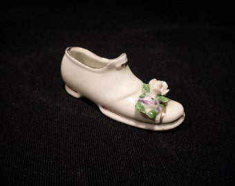 Small Ceramic shoe from Japan