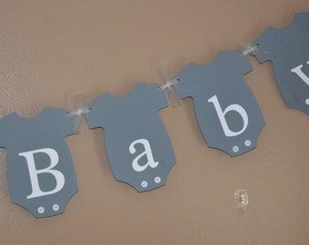 Welcome Baby Banner - Baby Shower Banner