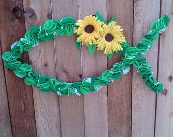 Popular items for christian wreath on Etsy