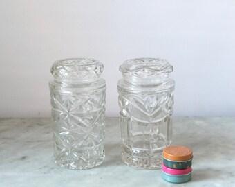 1950's Apothecary Jar
