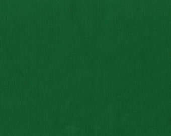 Green Solid Fabric - Michael Miller Cotton Couture - SC5333 Spearmint Green - Priced by the 1/2 yard
