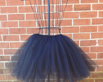 Coraline Tutu - Black Tutu - Available in Infant, Toddlers, Girls, Teenager and Adult Sizes