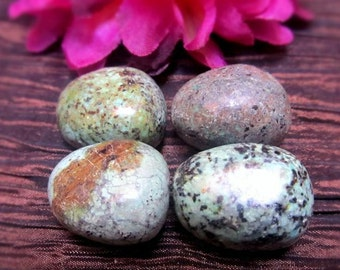 African Turquoise Healing Stone, Stone Of Evolution, Growth, Positive Changes, Solutions, Healing Crystals