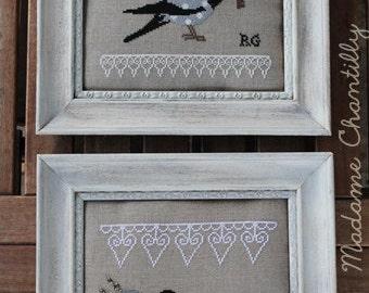 Cross Stitch Pattern: Keys Collectors