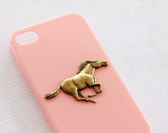 Cute iPhone 7  Running Horse Case Apple iPhone Unique Cell Phone s Hipster iPhone 7 Case  Unique Equestrian iPhone 7 iPhone 7 Case