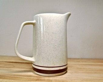 Vintage Northland Stoneware Pitcher