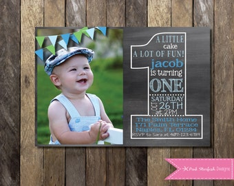 1st birthday invitations | Etsy