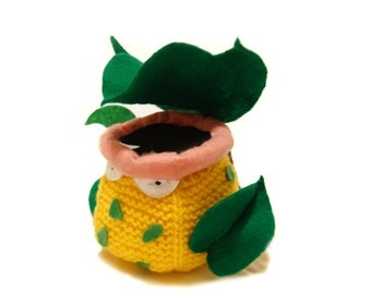 To-Be-Made Victreebel Pokemon Plush Cube