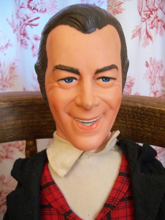 vintage 1967 dr doolittle doll rex harrison by by