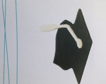 Quickutz Graduation Cap Die Cuts