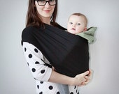 Owl's Nest Stretchy Baby Carrier