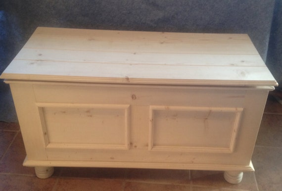 Hope Chests Wooden Handcrafted ~ Items similar to handmade cedar lined solid pine blanket