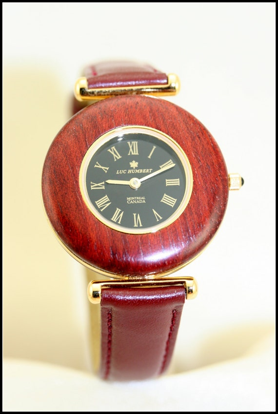 unique gold watches handmade watches by humbertcreations