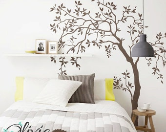 Large Tree Vinyl Wall Mural Sticker Decal - NT022