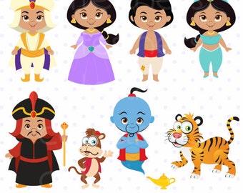 Princess Digital Clipart Princess Clipart Princess Clip Art