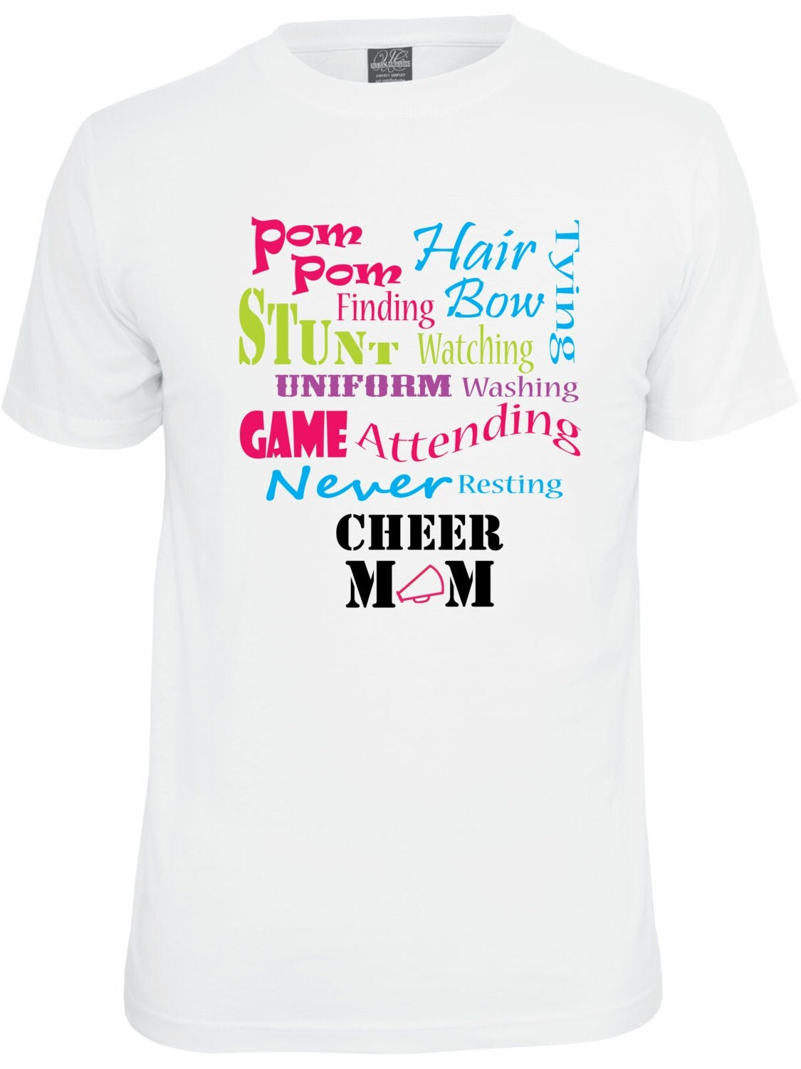 25+ unique Cheer mom ideas on Pinterest | Cheer stuff ... |Cheer Mom Shirts Sayings